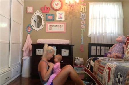 Βίντεο: Γυμναστική με το μωρό | vita.gr