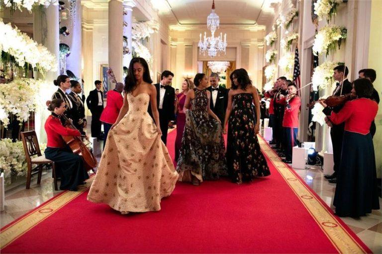 Οι κόρες του Ομπάμα: Η πρώτη τους επίσημη εμφάνιση | vita.gr