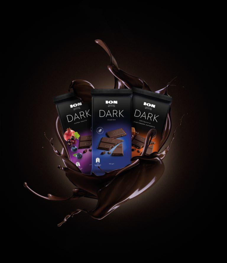 Νέα οικογένεια σοκολατών DARK από την ΙΟΝ | vita.gr