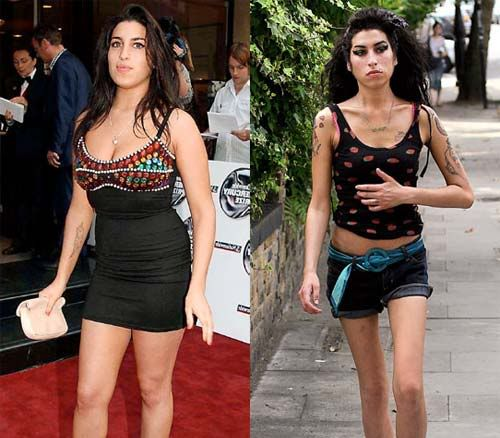 Πώς ήταν οι σταρ πριν και μετά τα drugs | vita.gr