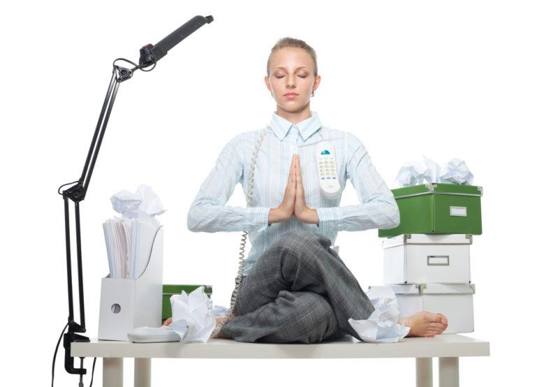 Ξεπιαστείτε στο γραφείο | vita.gr