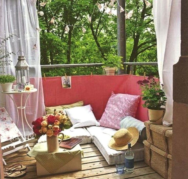 30 ιδέες για το μικρό μπαλκόνι | vita.gr