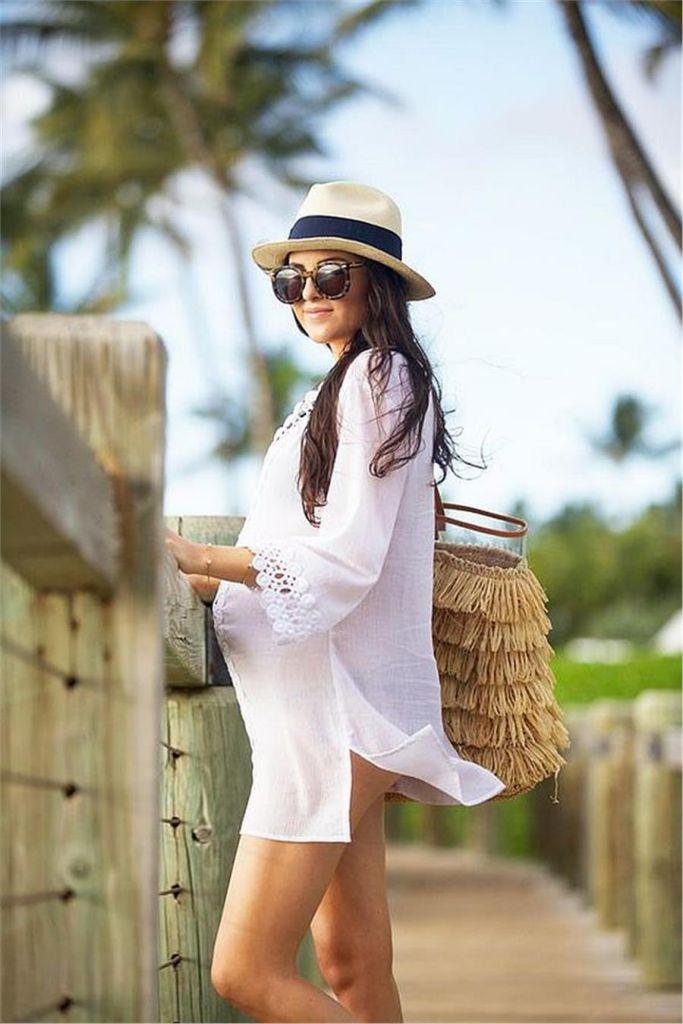 Shopping: Η μέλλουσα μαμά πάει παραλία | vita.gr