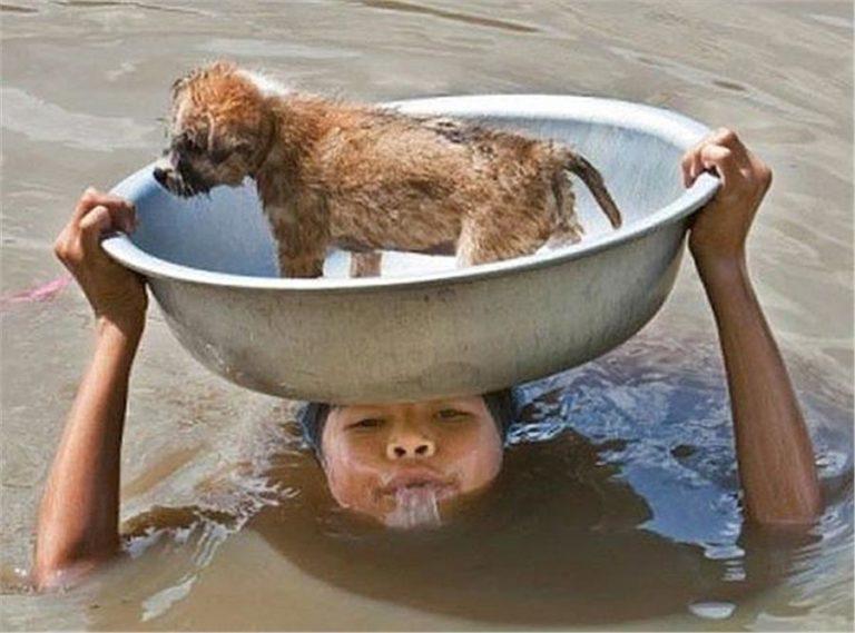 Φωτογραφίες παιδιών που θα αποκαταστήσουν την πίστη μας στην ανθρωπότητα | vita.gr