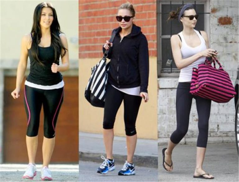 Χόλιγουντ: Όταν οι διάσημες μαμάδες γυμνάζονται! | vita.gr