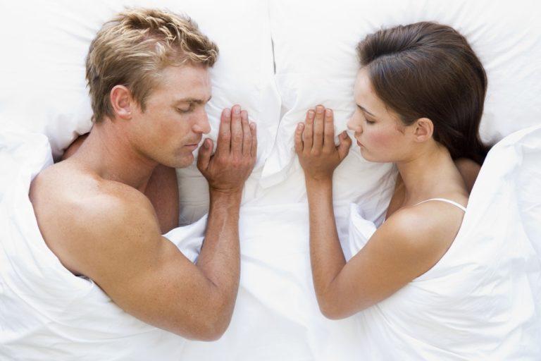Οι άντρες ή οι γυναίκες κοιμούνται καλύτερα; | vita.gr
