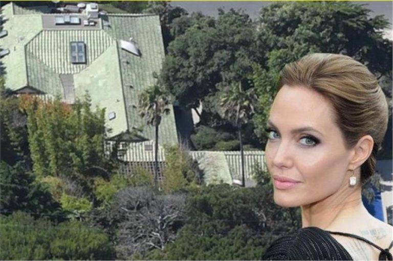 Tο νέο σπίτι που θα μετακομίσει η Αντζελίνα Τζολί | vita.gr