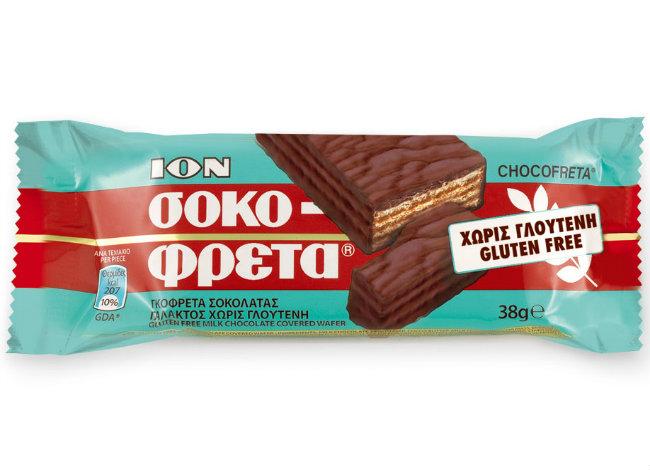 Νέα σοκοφρέτα από την ΙΟΝ χωρίς γλουτένη | vita.gr