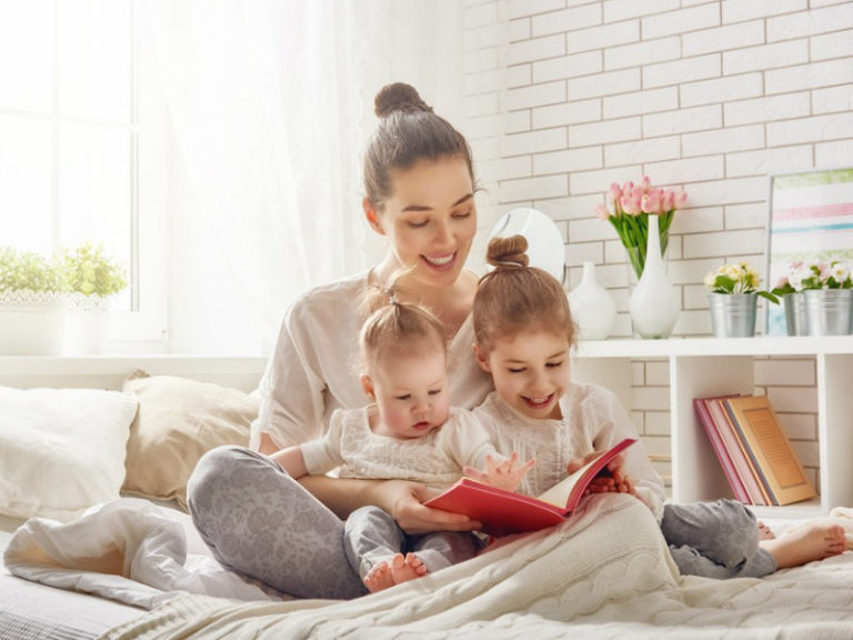 Η μαμά κάνει τα παιδιά εξυπνότερα | vita.gr