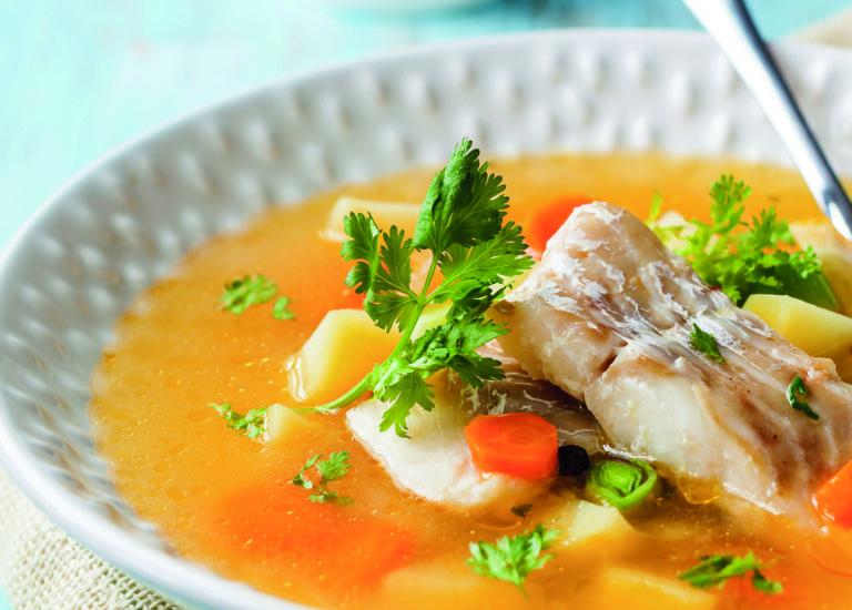 Ψαρόσουπα | vita.gr