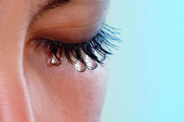 Τα ένοχα δάκρυα | vita.gr