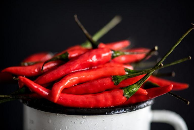Μυστικό μακροζωίας οι  καυτερές πιπεριές | vita.gr