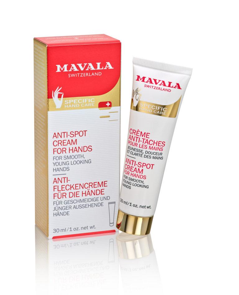 Η anti-spot hand cream της Mavala χαρίζει όμορφα χέρια | vita.gr