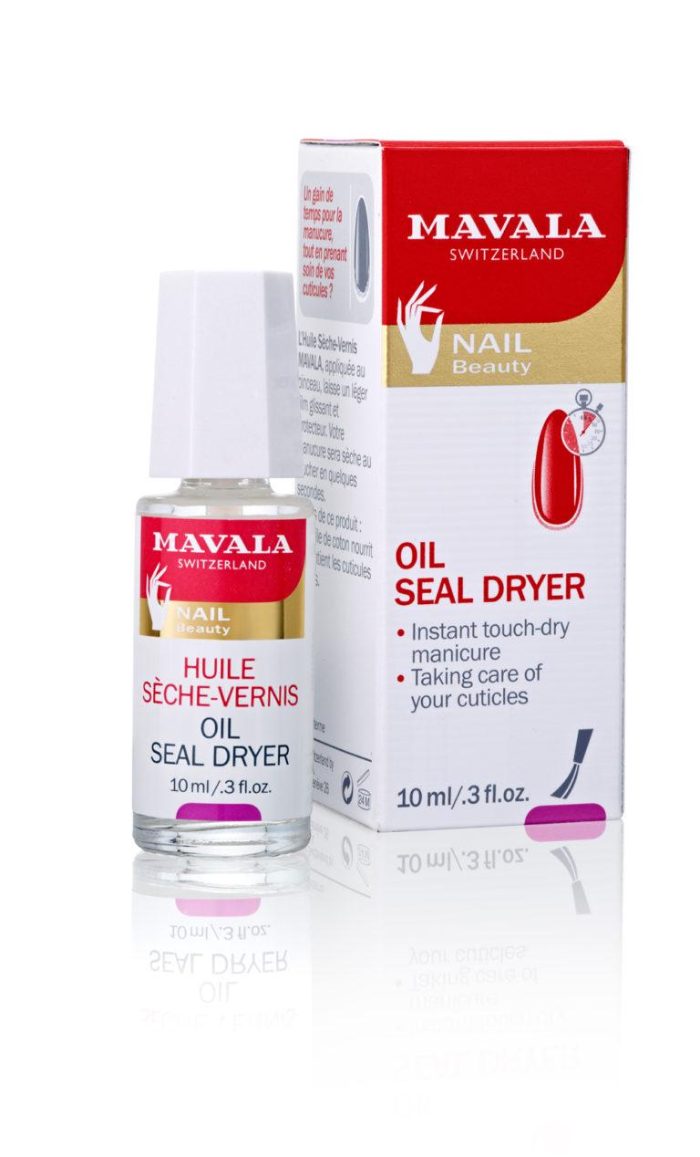 Νέο στεγνωτικό λάδι Oil Seal Dryer της Mavala | vita.gr