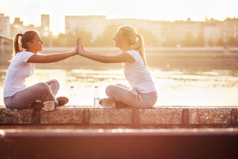 Οι φίλοι προάγουν την γονιμότητα! | vita.gr