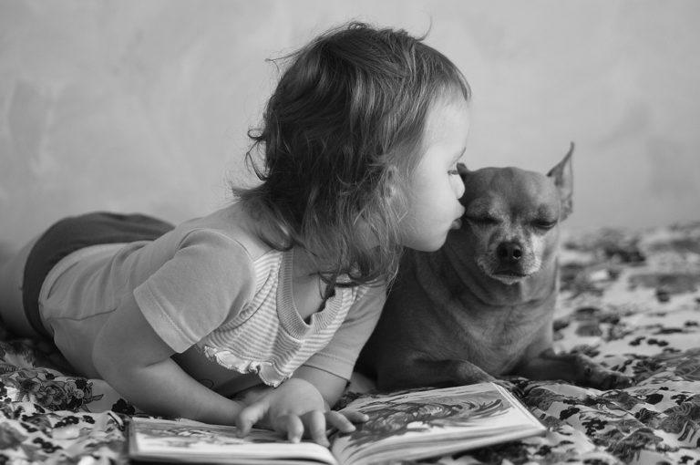 Μαθαίνοντας ανάγνωση από έναν σκύλο | vita.gr