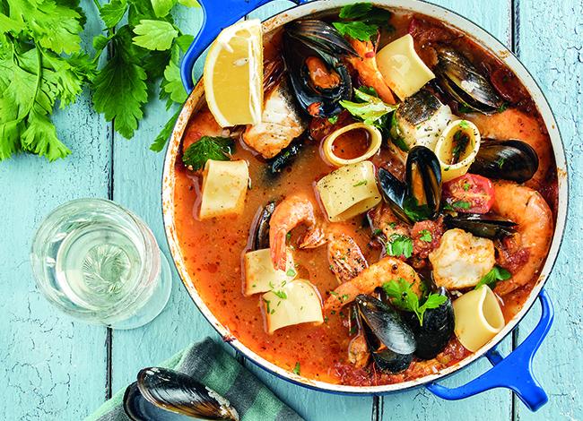 Σούπα με μύδια | vita.gr