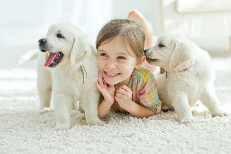 Τα κατοικίδια προστατεύουν τα παιδιά από τις αλλεργίες | vita.gr