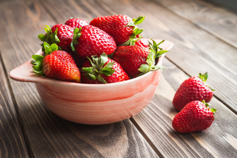 Φράουλες κατά του καρκίνου του μαστού | vita.gr