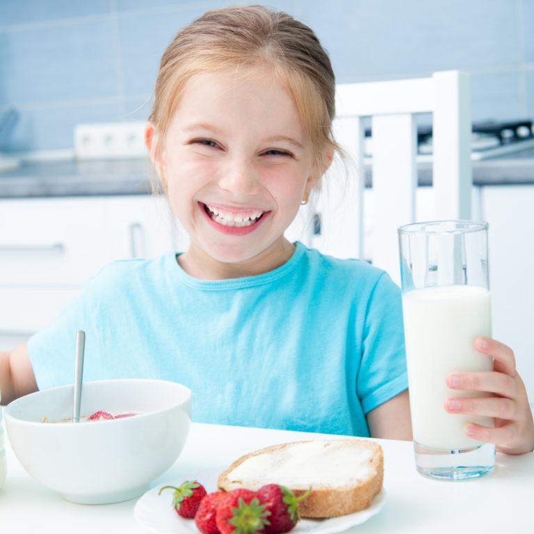Παιδιά και πρωινό   vita.gr