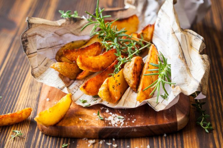 Πατάτες τηγανητές χωρίς ενοχές | vita.gr