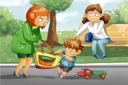 6 κακές συμπεριφορές παιδιών, που οφείλονται σε δικά μας λάθη   vita.gr