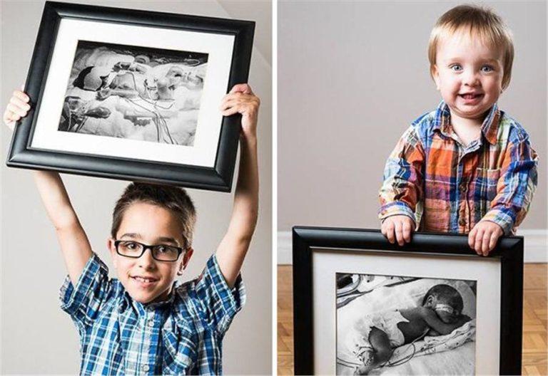 Φωτογραφίες παιδιών  που κέρδισαν την μάχη με την προωρότητα | vita.gr