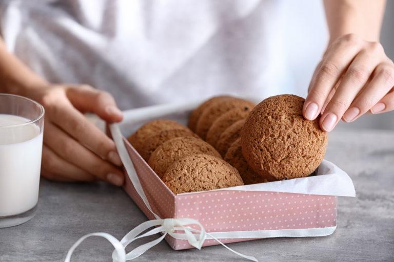 Σπιτικά τραγανά μπισκότα | vita.gr