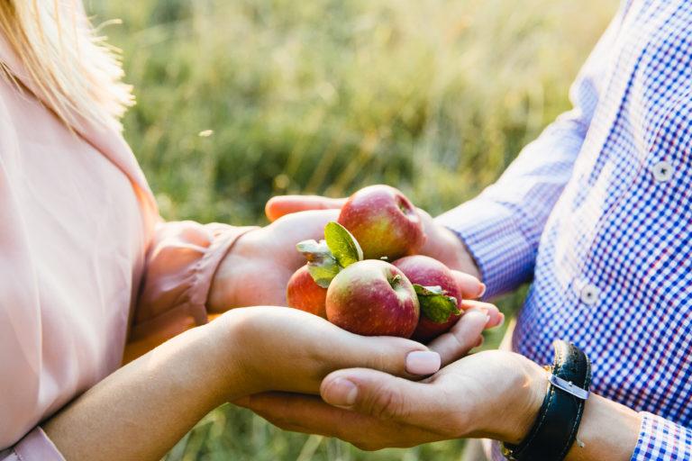 Τρία μήλα την ημέρα, για βαθιές ανάσες | vita.gr