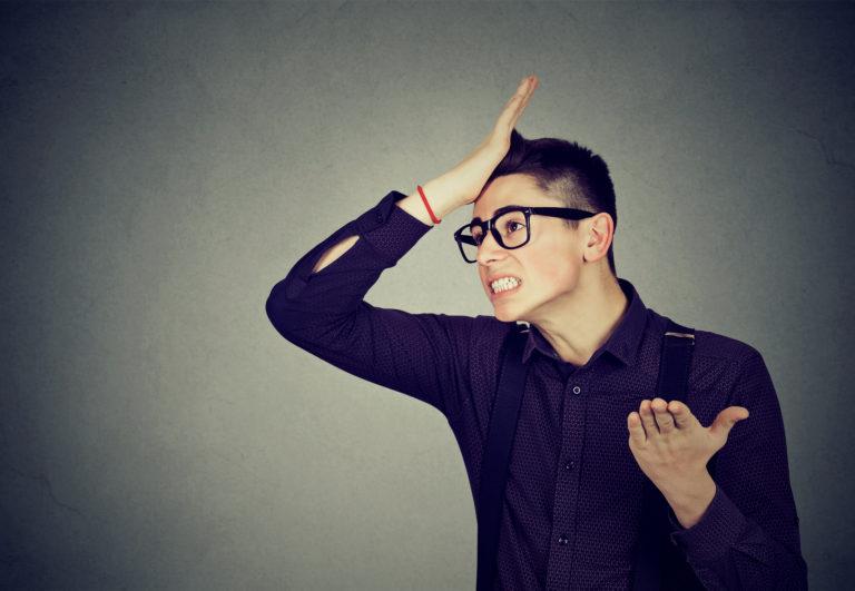 Βλακεία μου!…αλλά τι σας εμπόδισε να σκεφτείτε έξυπνα; | vita.gr