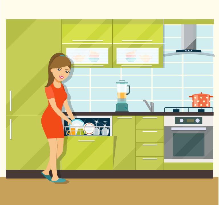 Φωλιά μικροβίων το πλυντήριο πιάτων. Τι να κάνω; | vita.gr