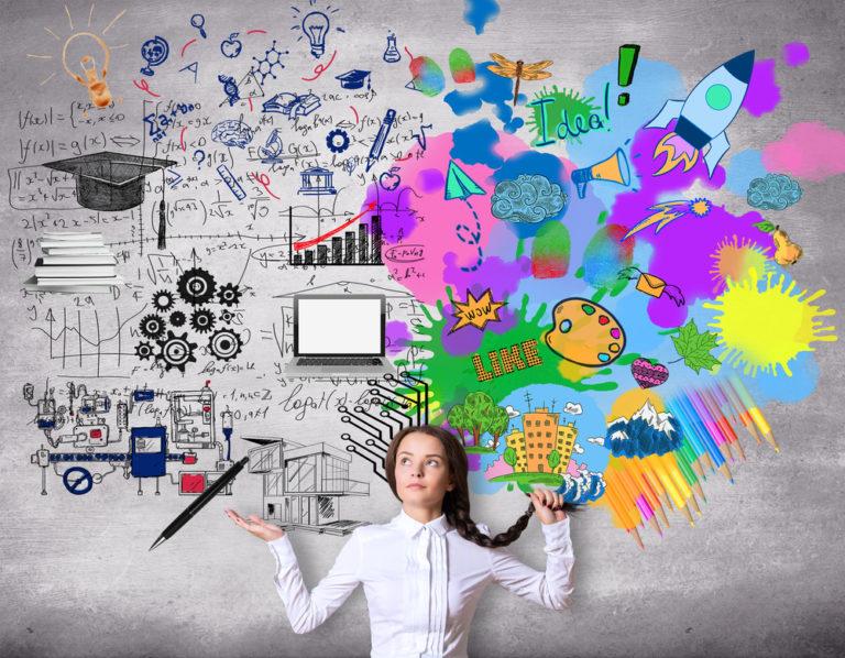Η δημιουργικότητα έχει το δικό της «αποτύπωμα» στον εγκέφαλο | vita.gr