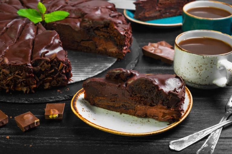 Tούρτα σοκολάτας | vita.gr