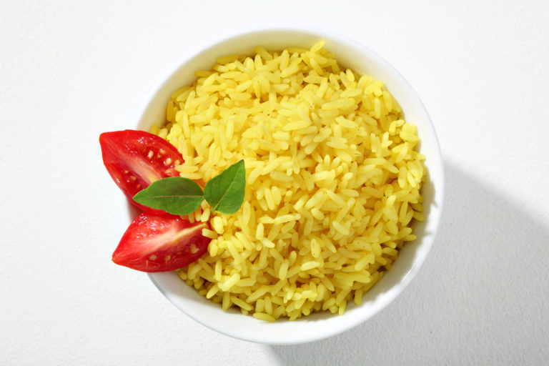 Ρύζι με σάλτσα μουστάρδας | vita.gr
