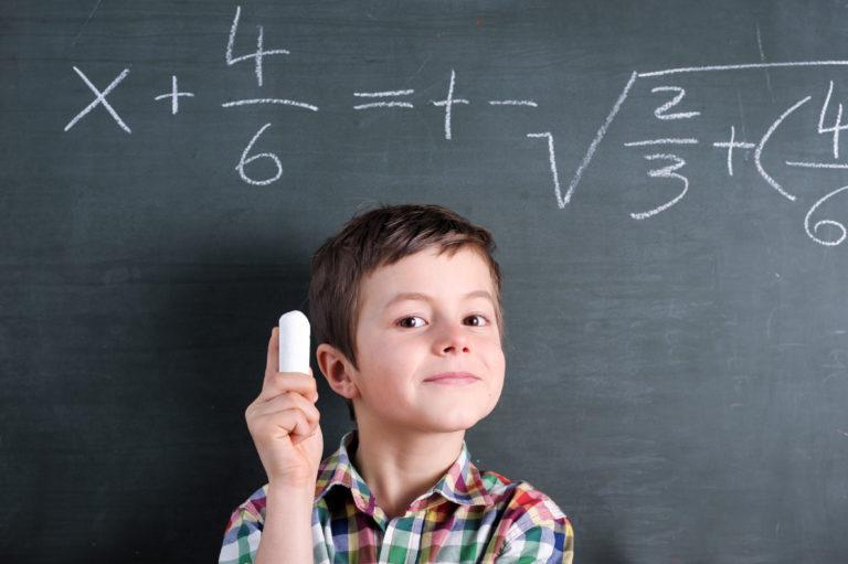 Το μυστικό που κάνει ένα παιδί καλό στα μαθηματικά | vita.gr