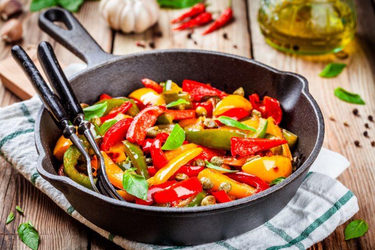 Πιπεριές γιαχνί | vita.gr