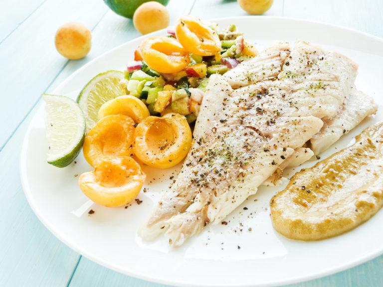 Ψάρι με σάλτσα μουστάρδας | vita.gr