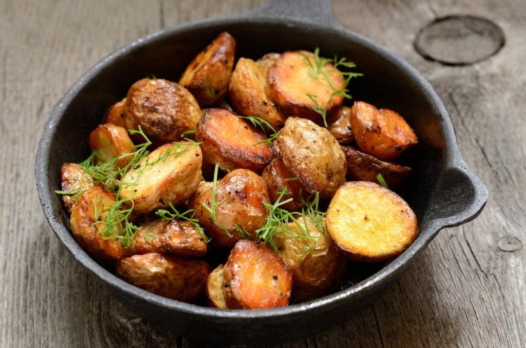 Πατάτες με άνηθο | vita.gr