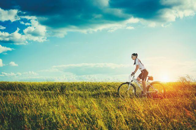Ποδήλατο: Γυμναστική πάνω σε 2 τροχούς | vita.gr