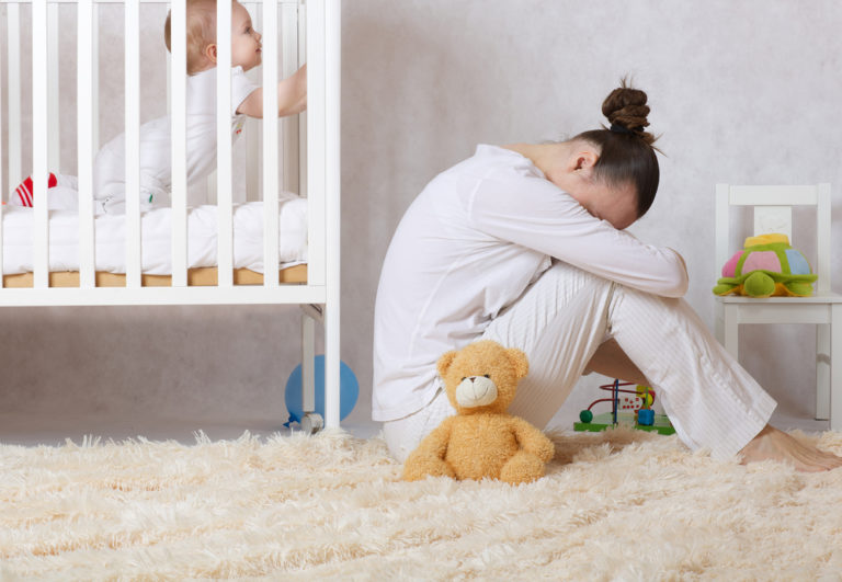 Πώς η κατάθλιψη της μητέρας επηρεάζει το IQ του παιδιού | vita.gr