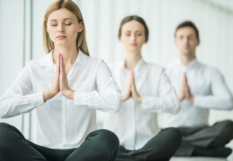 Μία ώρα διαλογισμός διώχνει το άγχος | vita.gr