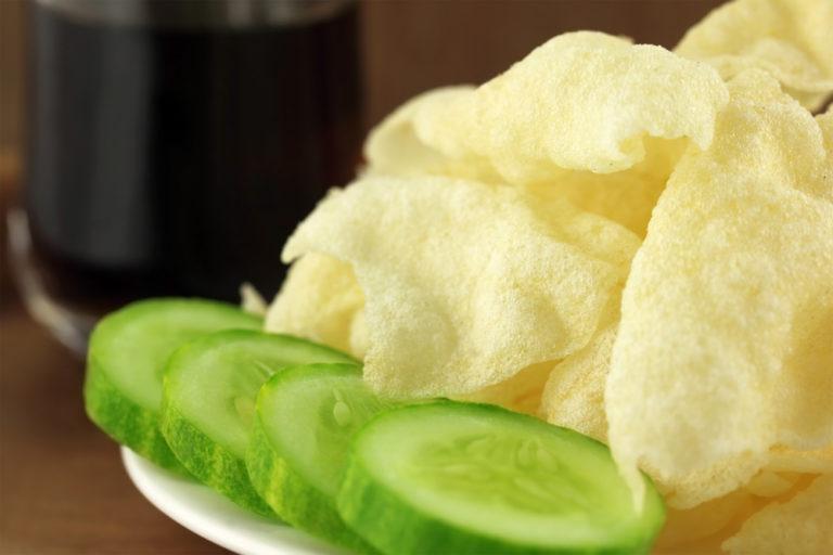 «Εξυπνα» σνακ με λιγότερες θερμίδες | vita.gr