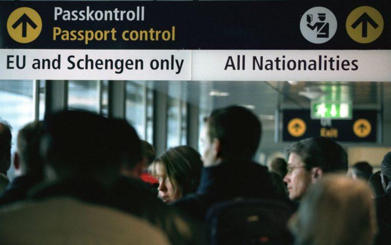 Σενάρια (προσωρινής) εξόδου από τη Συνθήκη Σένγκεν | vita.gr