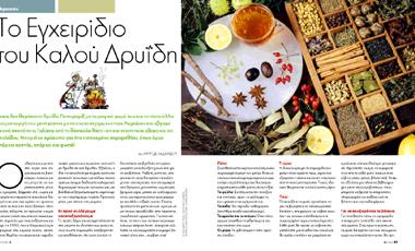 Το Εγχειρίδιο του Καλού Δρυϊδη | vita.gr