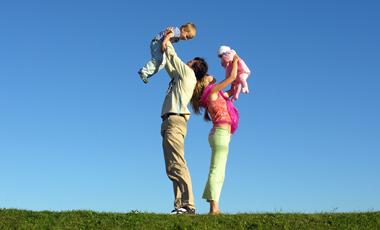 Πιο υγιείς όσοι έχουν δύο παιδιά | vita.gr