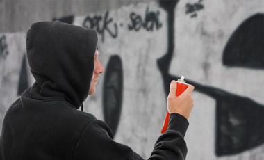 Τα γκράφιτι αυξάνουν την παραβατικότητα | vita.gr