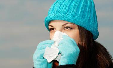 Σαμπάνια για το κρύωμα | vita.gr