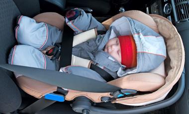 Ανάποδα το παιδικό κάθισμα στο αυτοκίνητο | vita.gr