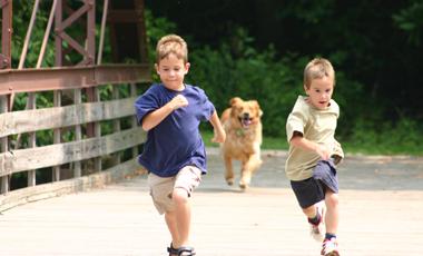 Αδυνατίζοντας στην παιδική χαρά! | vita.gr