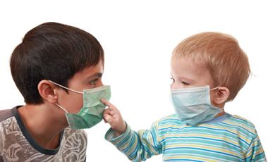 Η νέα γρίπη προτιμά τα υγιή παιδιά | vita.gr